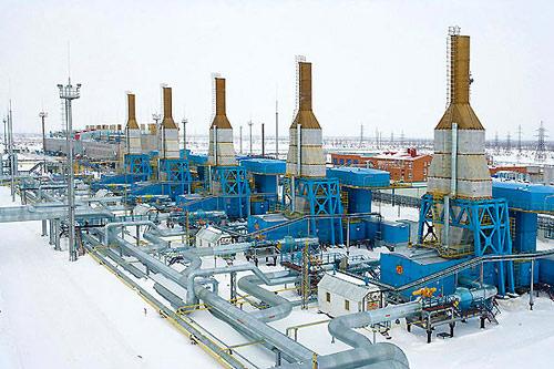 Верхне-Казымское линейное производственное управление магистральных газопроводов