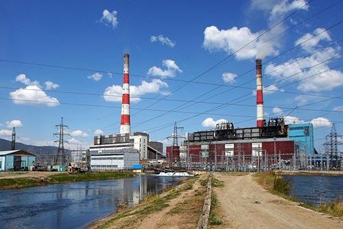 Филиал «Гусиноозерская ГРЭС» АО «Интер РАО — Электрогенерация»